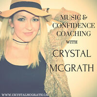 Voice, Piano, Guitar Coaching
