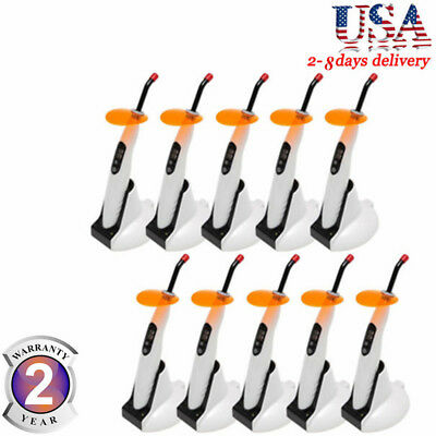 Dental Wireless Led Curing Light Lamp 1400mw Led-b Teeth White Woodpecker Type