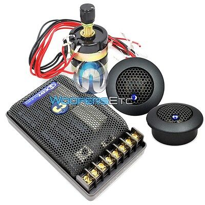 CDT AUDIO CS-25 ACCENT CENTER SPEAKER CONTROL SYSTEM DRT-25 CS-256 LP-1