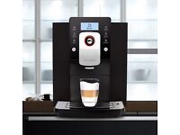 Beans to cup coffee machine fully automatic kalerm 1601