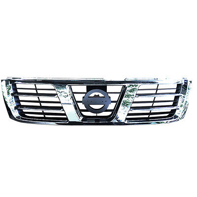 Vehicle Silvery Radiating Grille Net Mesh For Nissan Patrol Y61 TB48/4800 02-04