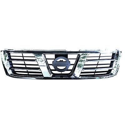 Car Silvery Radiating Grille Net Mesh For Nissan Patrol Y61 TB48/4800 02-04