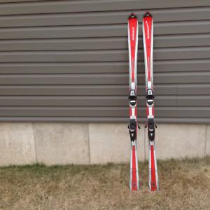 Skis and Bindings, Elan, 168 cm