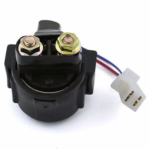 STARTER SOLENOID SWITCH FOR YAMAHA WARRIOR 350CC 1987-2004