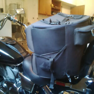 Motorcycle Travel Bag - FOR ANY MAKE OR MODEL