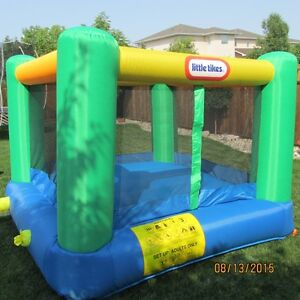 Little Tykes Inflatable Bouncer