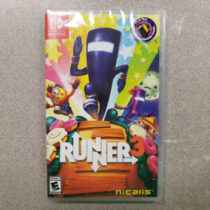 Runner 3 Switch Game