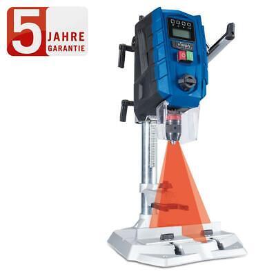 Scheppach Tischbohrmaschine DP60 710 W Laser LED 13 mm Bohrfutter Handgriff