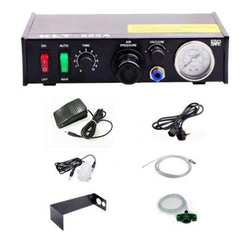 Solder Paste Glue Dropper Liquid Auto Dispenser Controller KLT-982A