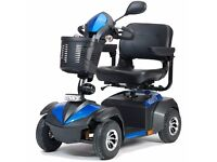 Drive Envoy Blue Mobility Scooter - 6mph