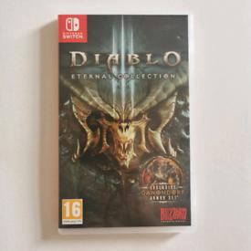 Diablo Switch Game