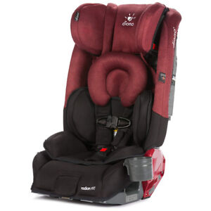 Diono Radian all-in-one car seat, new