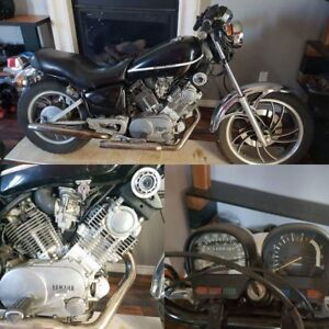Must Go Price Reduced 1982 Virago excellent condition