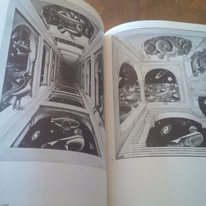 The World of M.C. Escher, New Concise Nal Edition, 1971 Kitchener / Waterloo Kitchener Area image 2