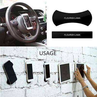 Nano Rubber Gel Car Mount Holder Magic Sticky Pad Anti Slip Mat for Mobile Phone
