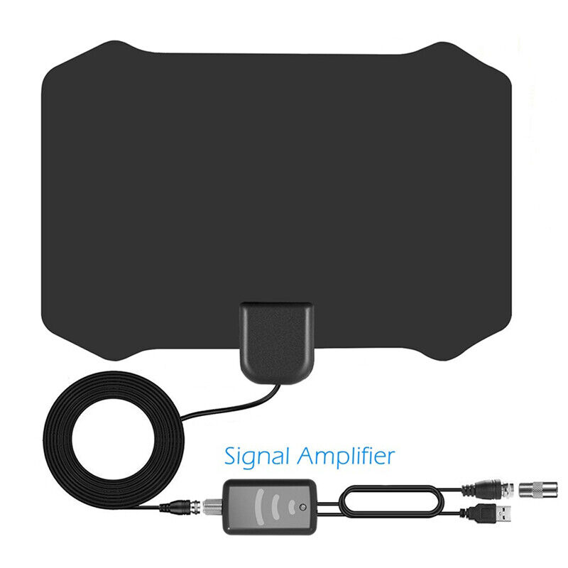 500 Mile Range Antenna with Amplifier TV Digital 1080P HD ...