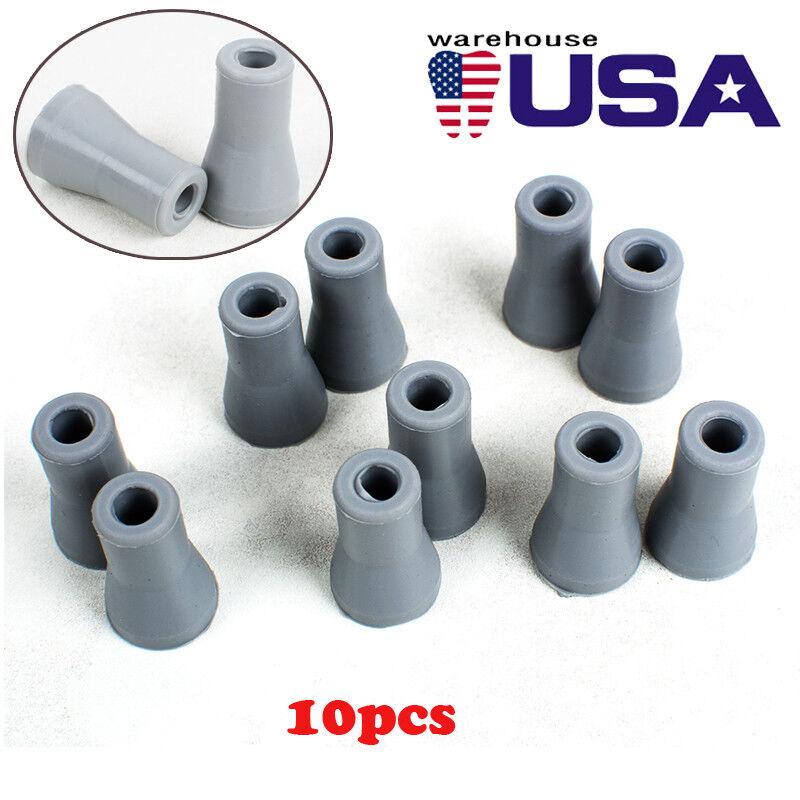 USA 10x Dental SE Saliva Ejector Weak Replacement Rubber Valve Snap Tip Adapter