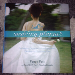 Emily Post's Wedding Planner, Fourth Edition