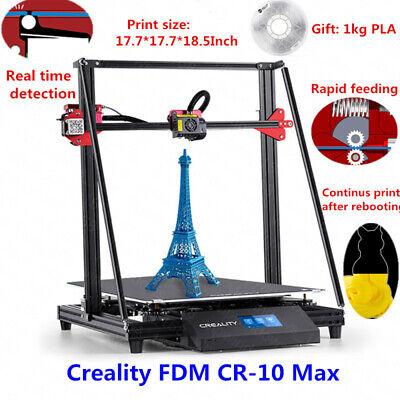 Creality FDM CR-10 Max Auto Level 3D Printer for Home decoration /Film / TV prop