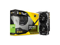 Zotac Geforce GTX1070 Mini Graphics Card Crypto Mining Gaming
