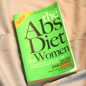 Ab Diet Book for Women