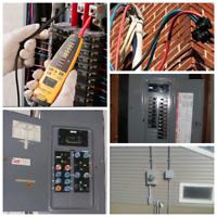 Electrician for your project, Panel change, wiring, EV charger