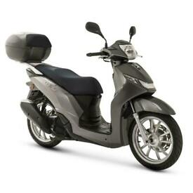 New Peugeot Belville Allure 200cc scooter 4.9% APR finance*