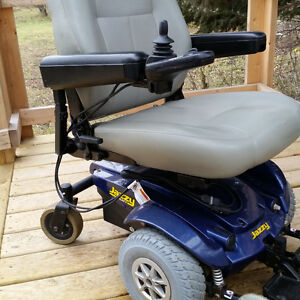 Jazzy Select Powerchair