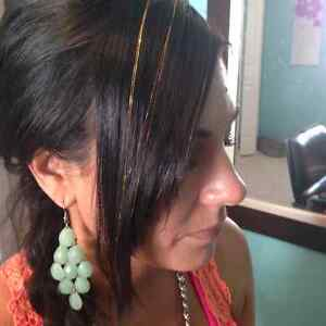 Fusion Hair Extension Installation  $1 per strand Kitchener / Waterloo Kitchener Area image 10
