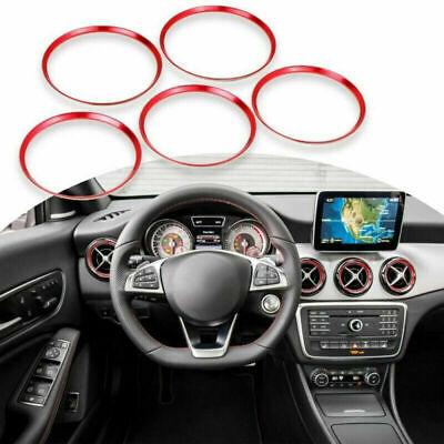 x5 anneaux garniture d'air Mercedes-benz A/B/GLA/CLA 180 GLA200 GLA220 GLA260