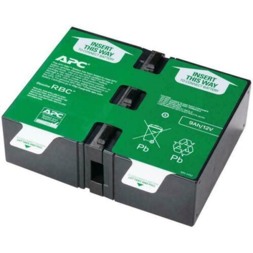 NEW APC APCRBC124 Replacement Battery Cartridge #124 / IN BOX / FREE SHIPPING