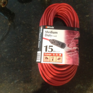 Electrical Extension Cord 50'