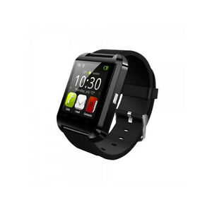 BLUETOOTH MONTRE INTELLIGENTE ANDROID NOIR SmartWatch