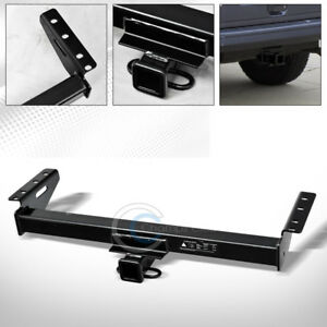 CLASS 3 TRAILER HITCH RECEIVER REAR BUMPER TOW KIT 2