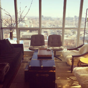 *6 Month Rental Starting May 1-15* Fully Furnished 2B2B St. Lawr