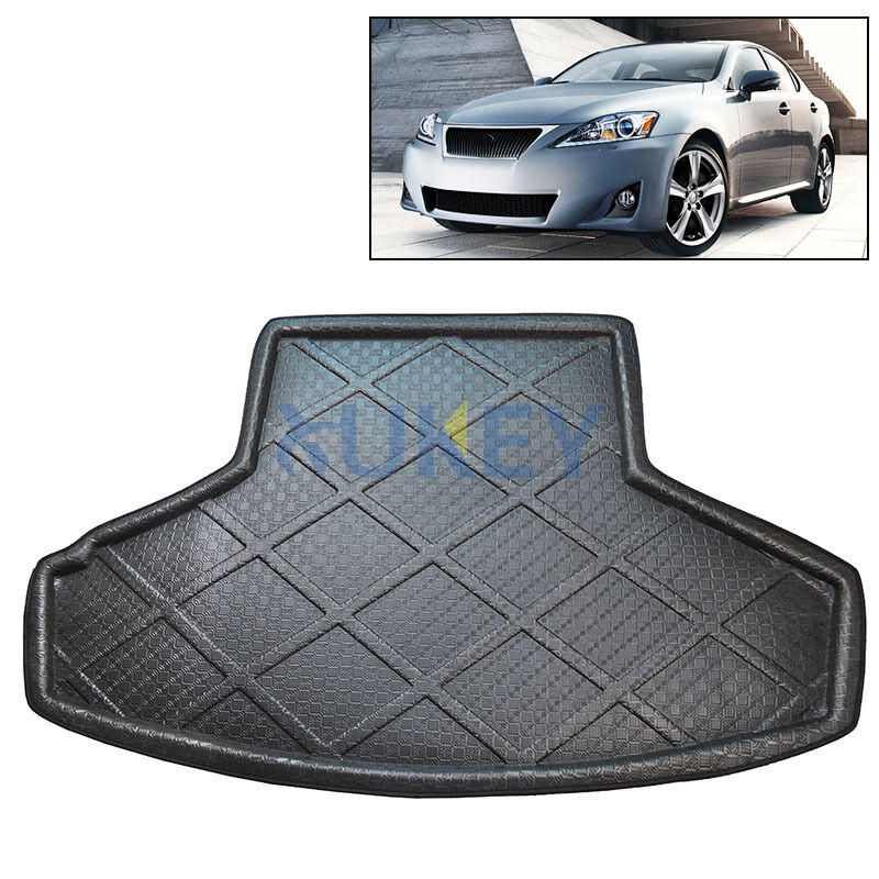 Rear Cargo Liner Boot Mat Trunk Floor Tray For Lexus IS IS250 IS300 IS350 06-13