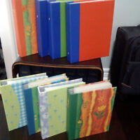 15 Photo Albums (holds approx. 200 pictures each)