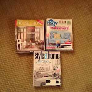 Magazines - 2014 - Great for Projects at School