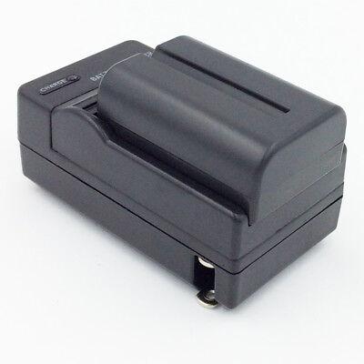 Зарядное устройство NP-FM50 NP-QM51 1450mAh Battery