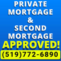 Private Mortgage & Second Mortgage London & Surrounding Areas