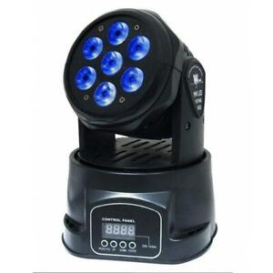 Mini Projector 4in1 LED DJ Stage Light Disco Party 7x10w 4in1 Led Moving Head 032002