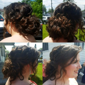Hair services in belleville area kijiji classifieds wedding stylist openings for 2018 wedding season available malvernweather Choice Image