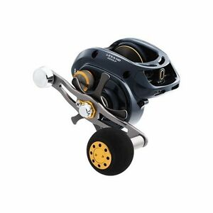 Daiwa Lexa-HD400HS-P Daiwa Lexa 400HD Bait Cast Reel Heavy 7.1:1 Gear Ratio - RH