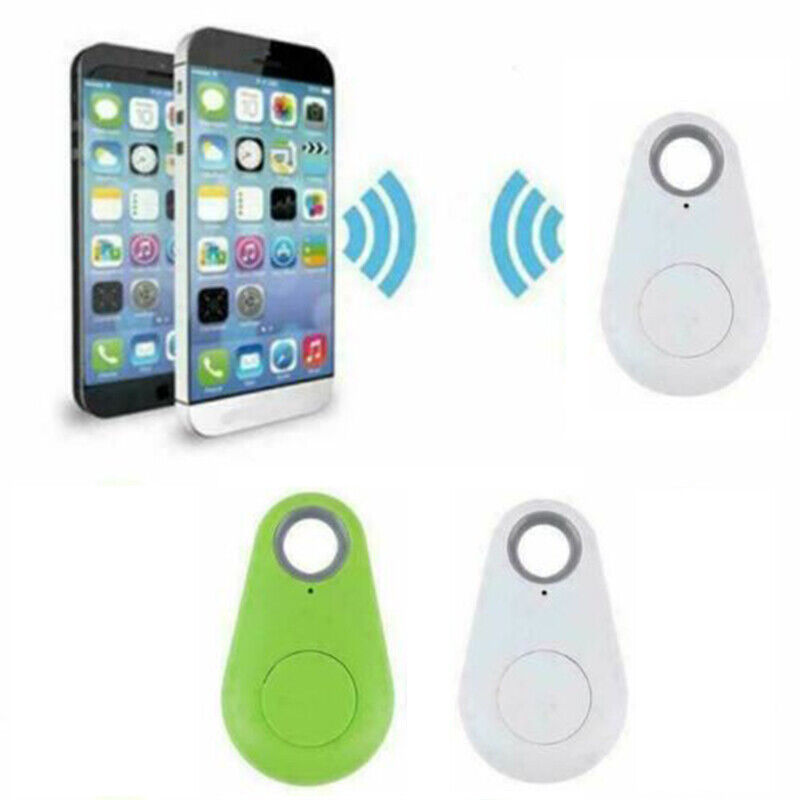 Mini Bluetooth GPS Tracking Finder Device Tag Pet Key Child