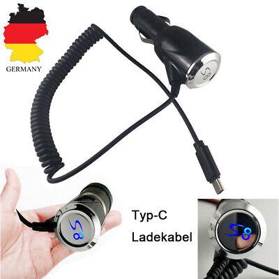 Typ C Auto Ladekabel KFZ Ladegerät 5V/2.1A Schnellladung Fast Charger Für Handys