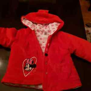 6/12 months disney doubles fleece outerwear Kingston Kingston Area image 2