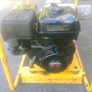 """HONDA COMMERCIAL 3"""" gas water pump works like new."""