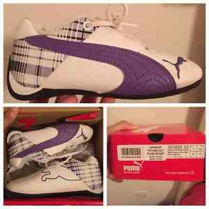 Puma shoes worn but in great condition $20