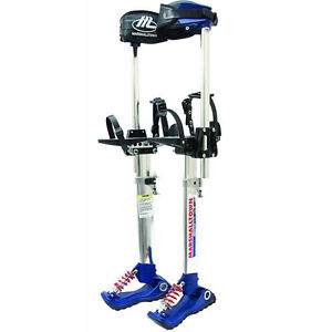 """24-40″ Marshalltown Skywalker 2.0 Stilts"""