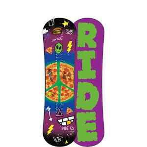 Snowboard RIDE Lowride